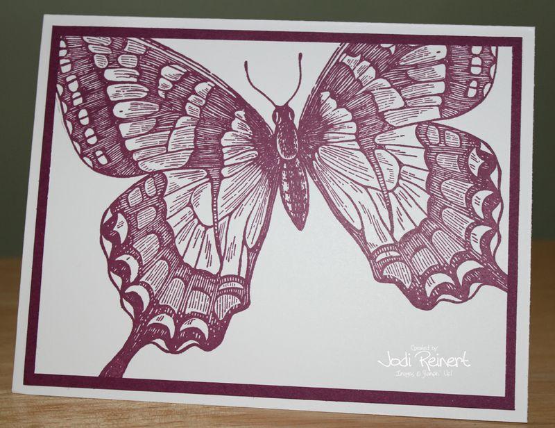 Swallowtail razzle