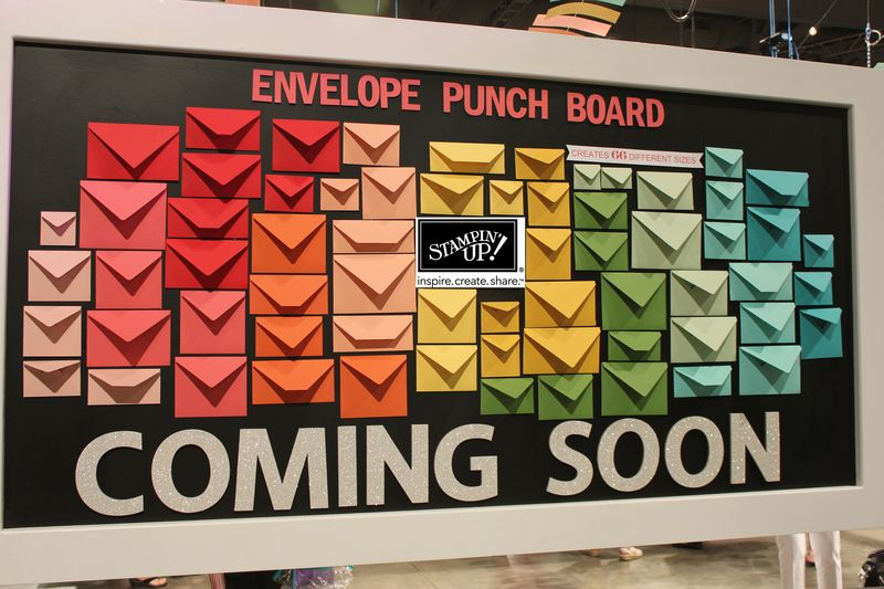 Envelope Punch Board preview