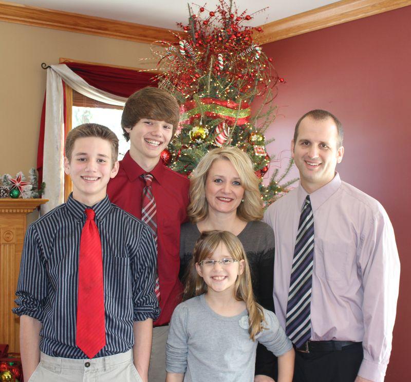 Family 2013 christmas
