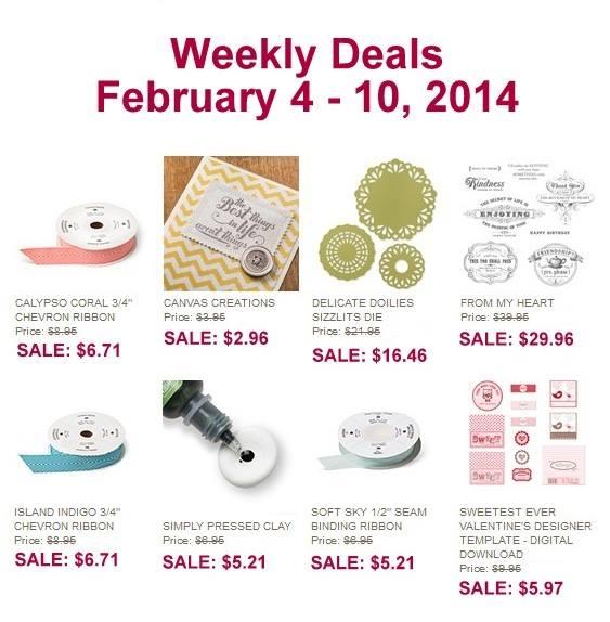 Weekly Deals Feb 4