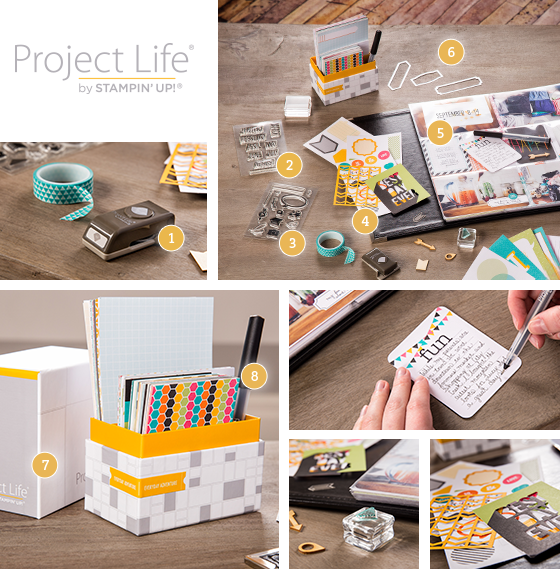 Project life preorder