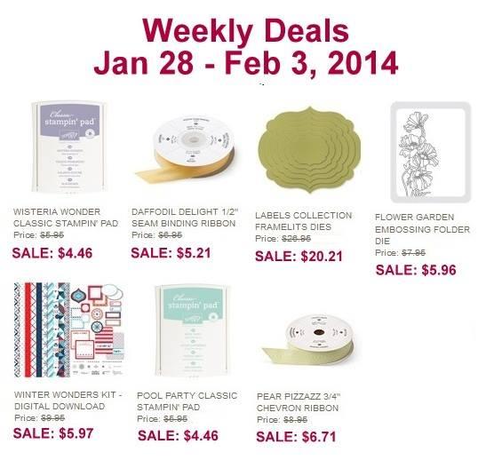 Weekly Deals Jan 28