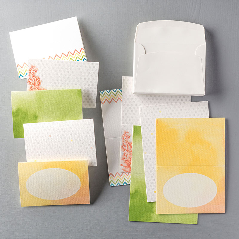 WC notecards