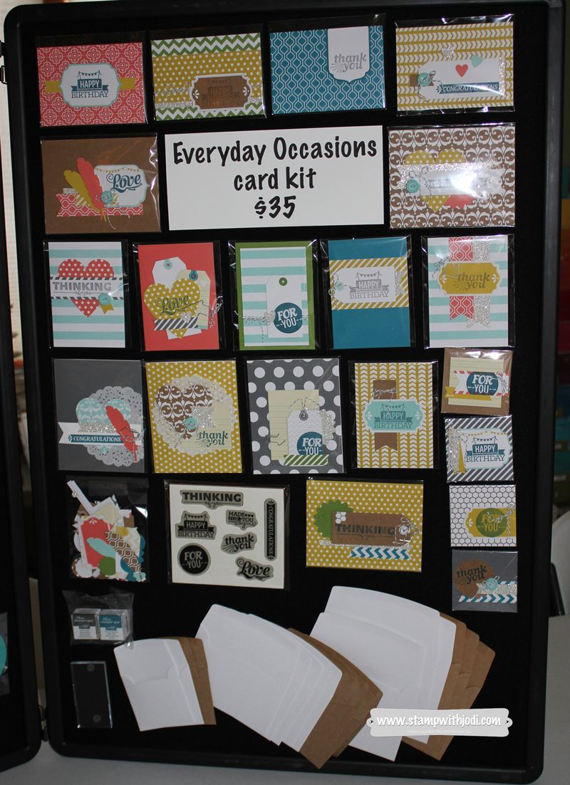 Everyday Occasions Board