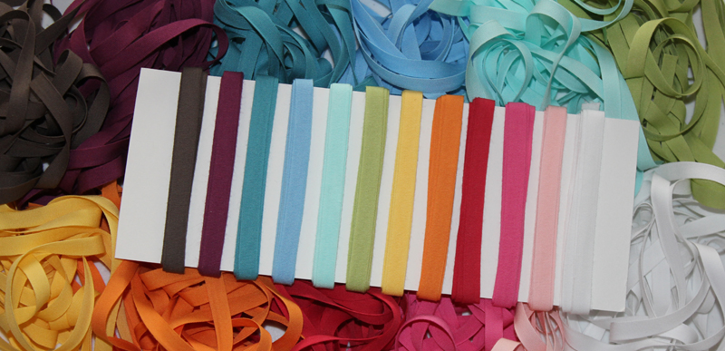 Cotton ribbon share