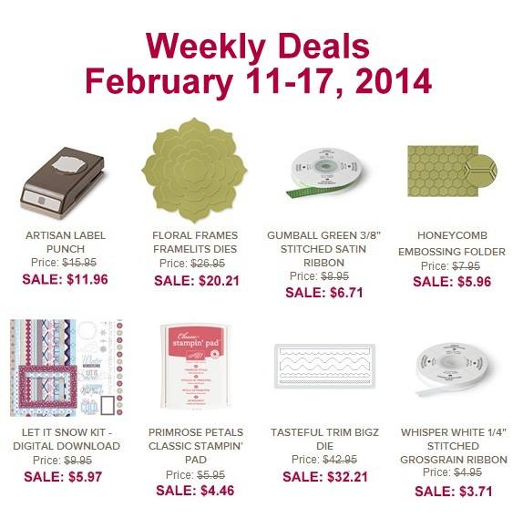 Weekly Deals February 11