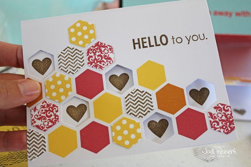 June 2013 card