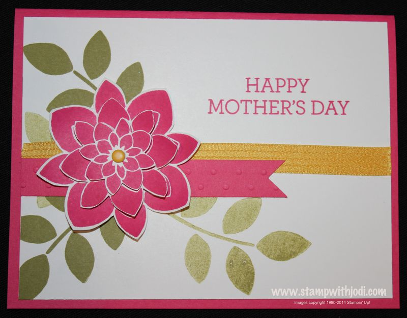 Crazy about you mother's day