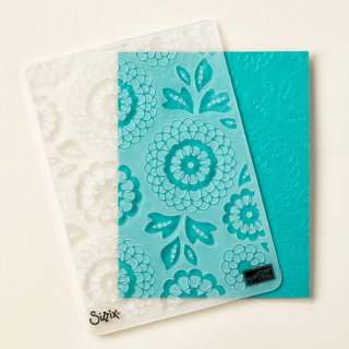 Lovely lace folder