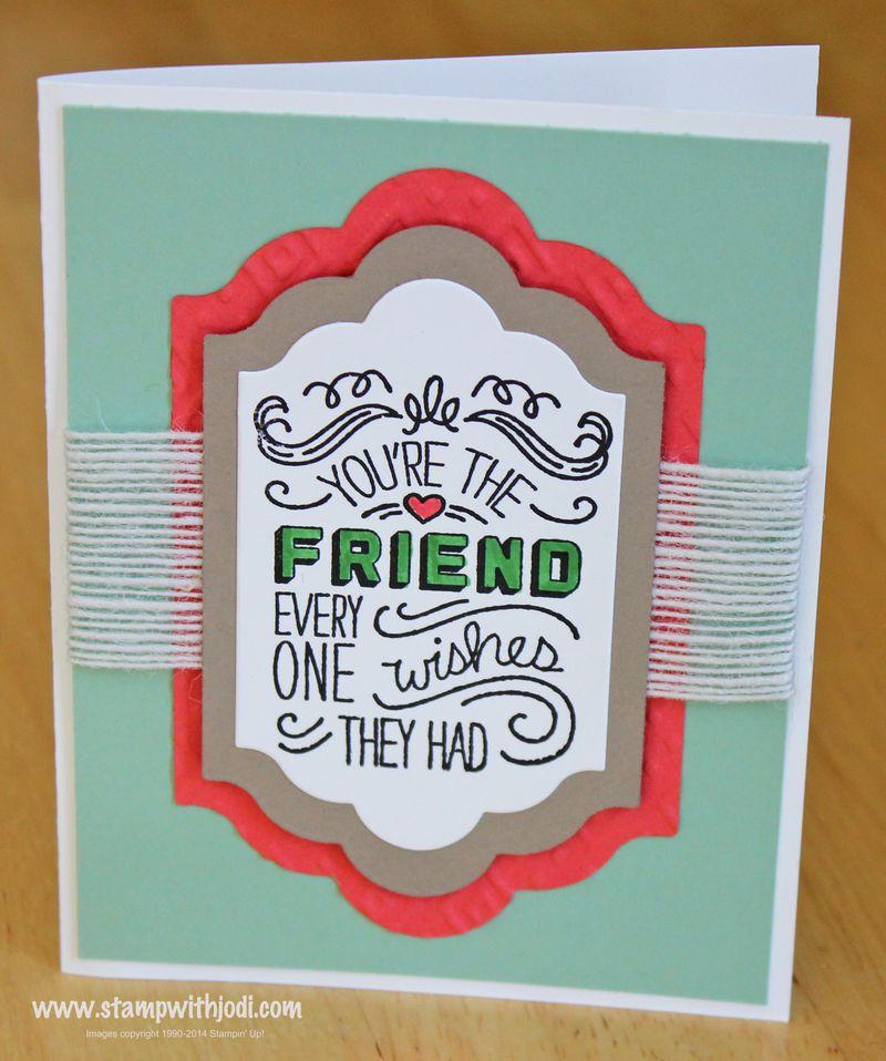 Friendly Wishes swap