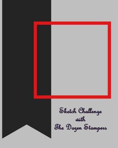 Stampers Dozen Sketch Feb 2016