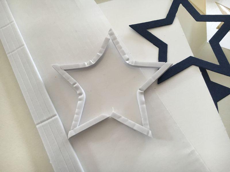 Star shaker parts