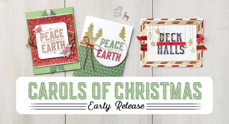 Carols of christmas header