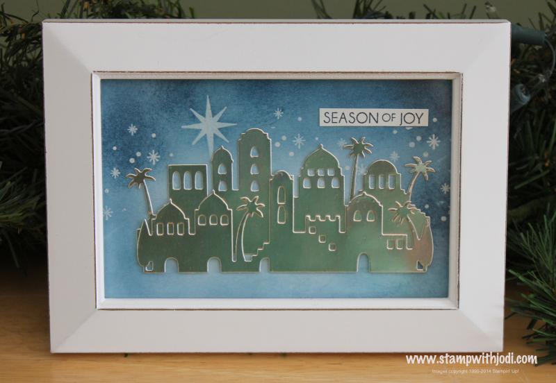Bethlehem frame