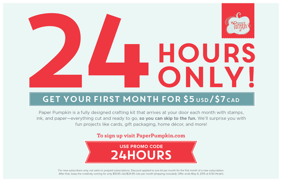 PP 24 hour sale