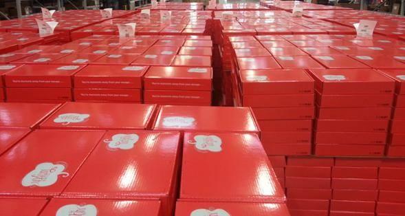 PP at warehouse