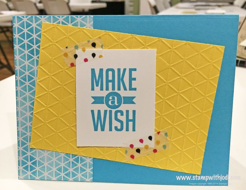 Make a Wish color me