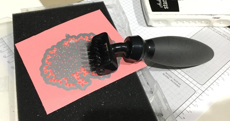 Die brush
