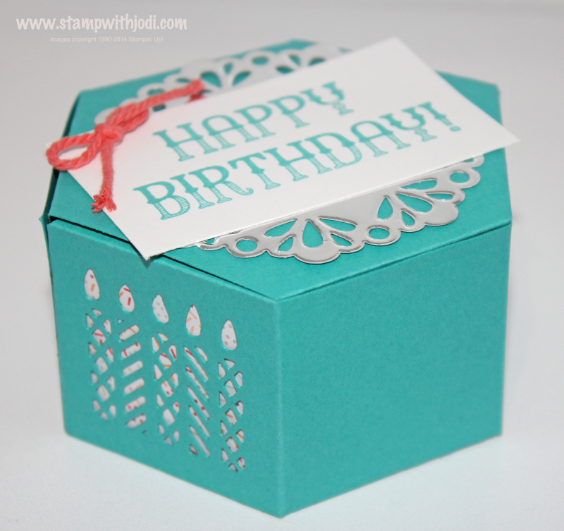 Window Shopping bday box