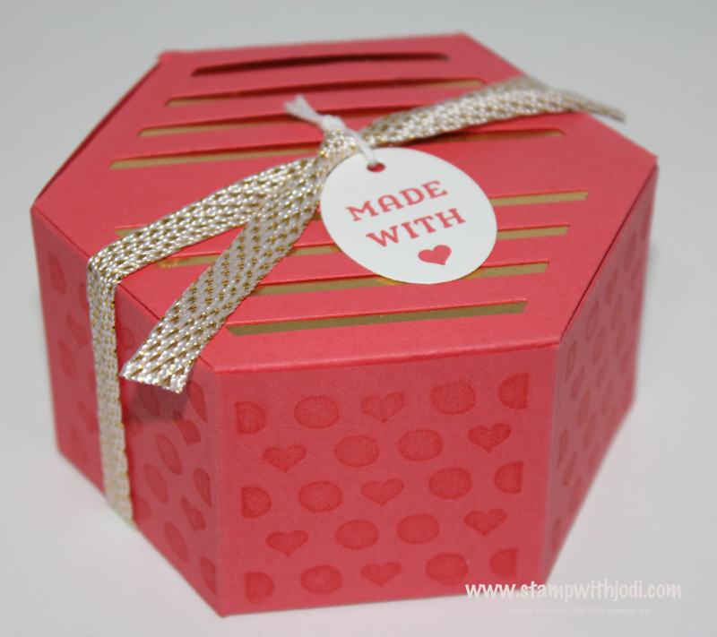 Window Shopping love box