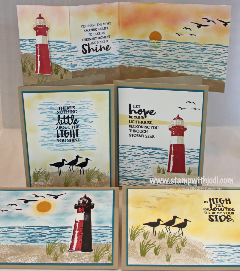 April 2017 Card Kit