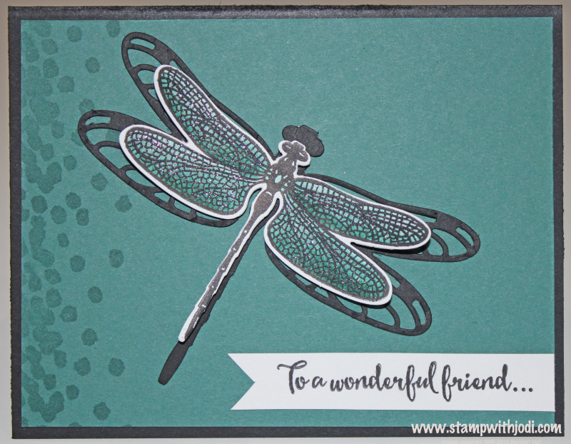 Dragonfly Dreams Tranquil