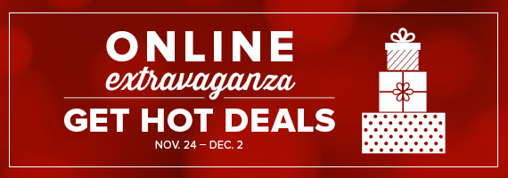Online Extravaganza 2014