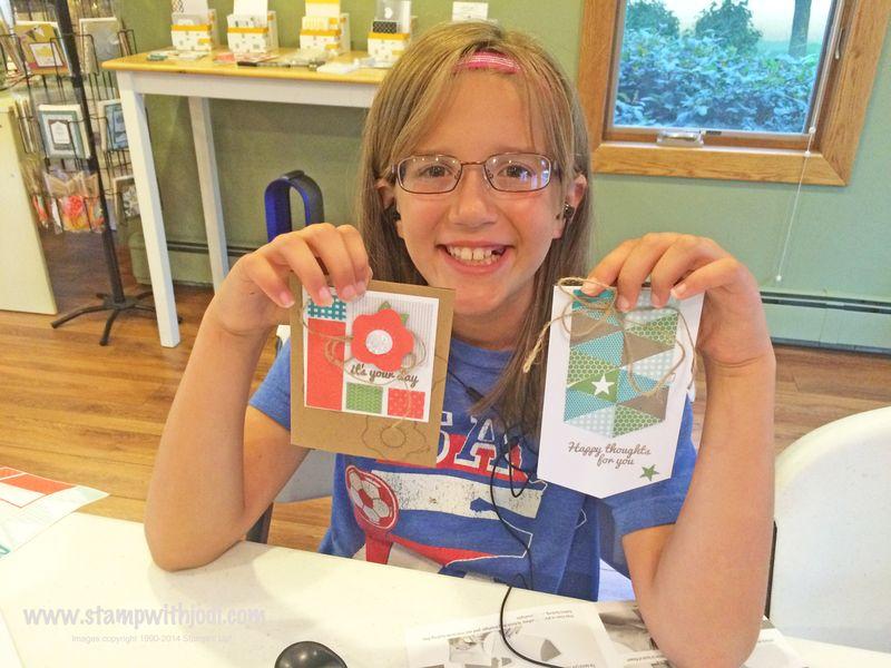 Ali June cards