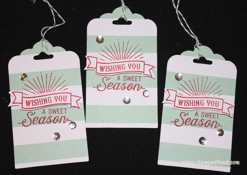 Sweet Season tag
