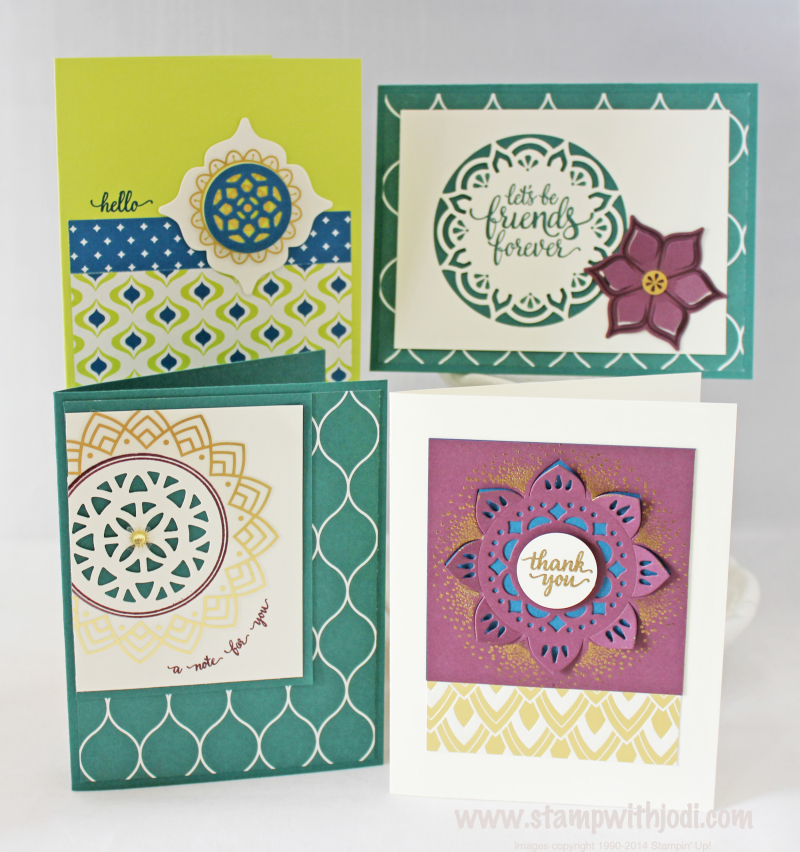 May 2017 Card Kit