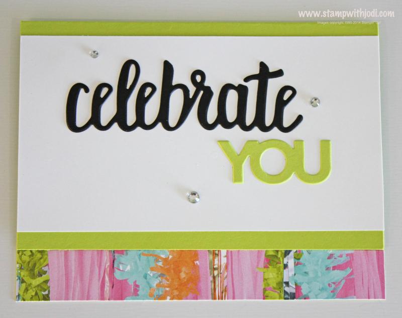 Celebrate YOU car