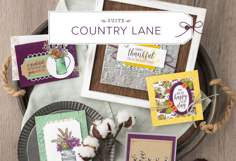 Country lane suite