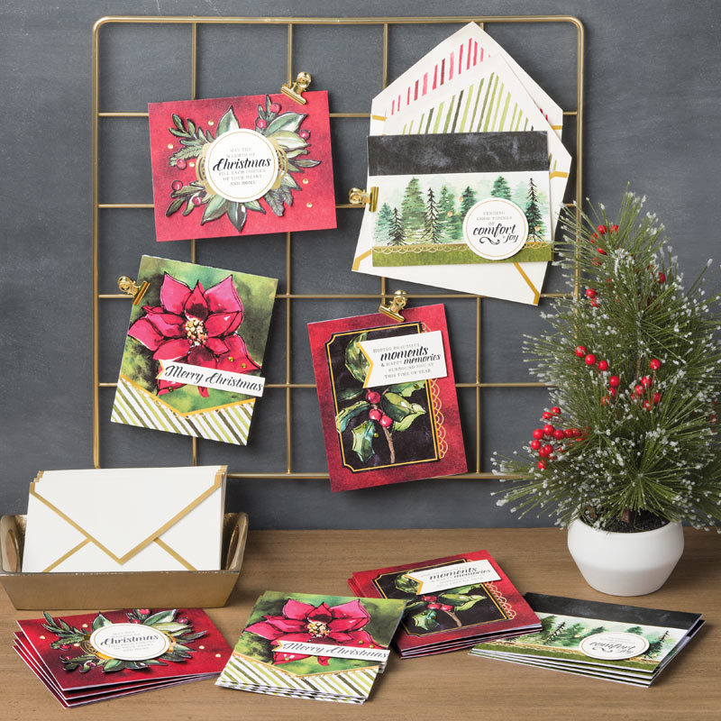 Stamp with Jodi: Christmas Cards
