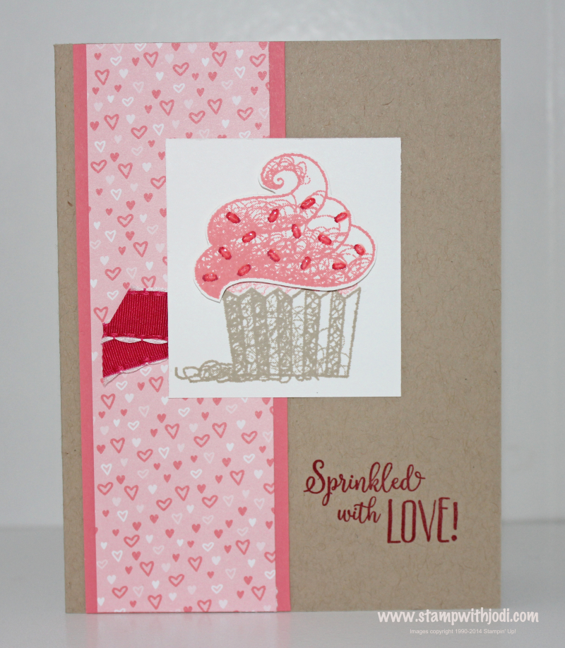 Hello Cupcake set